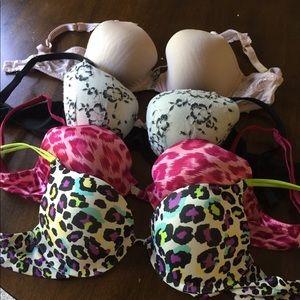 Victoria secret bra bundle